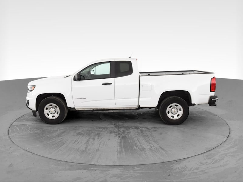 2018 Chevy Chevrolet Colorado Extended Cab pickup Work Truck Pickup 2D c69b2309-85c9-441a-a5a9-6aa0aee265a8