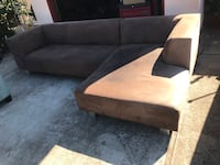 """Room & Board 120"""" 2 Piece Sectional Stockton, 95204"""