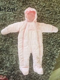 Warm bunting suit for cold camping nights n Banff days 9-12m Calgary, T3K 6J7