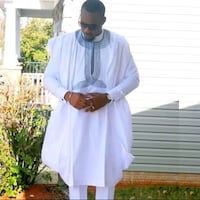 African dashiki wedding clothes  Silver Spring