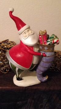 Christmas holiday Santa Claus Statue (s) home decoration  Mesa, 85206