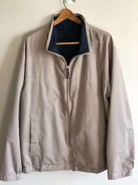 Eddie Bauer Chino Reversible Jacket (Men's 2XL) Kitchener