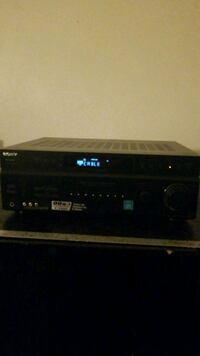 Black Sony Receiver Saint Charles, 20602