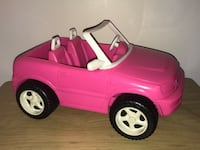 $5 Barbie Pink Car Fall River, 02720