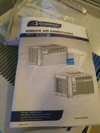 15000 btu air conditioner used for two seasons Langley, V2Y 2G2