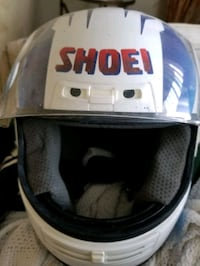 SHOEI Motorcycle Helmet M 1/8 - 71/4 new never wor Falls Church, 22042