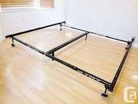 Adjustable Metal Bed Frame Calgary, T3H 2A2