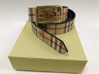 Burberry belt  Ottawa, K1E 3Y2
