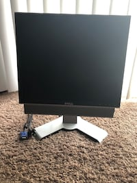 """21"""" Dell Monitor with Speaker"""