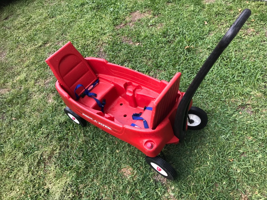 Radio Flyer Wagon In Ladson Letgo