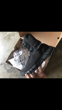 Oakley tactical boots damn light size 8 Anaheim, 92805