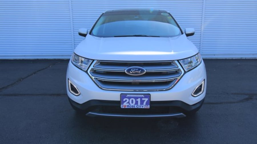 2017 Ford Edge SEL / ACCIDENT FREE / BACK UP CAM / REMOTE START / b80034f2-d0ae-4102-a3ef-08c7e89a8ef8