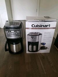 Cuisinart Coffee maker Mount Royal, H4P 1B2