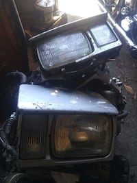 Used 300 zx flipup head light assembly $5.00 ea Red Lion, 17356