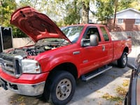 Ford F-250 XLT extended cab, 8 foot bed. Louisville
