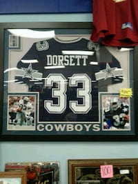 Signed CowsBoy Jersey Hagerstown, 21740