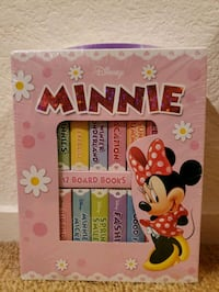 Disney Minnie books Las Vegas, 89120