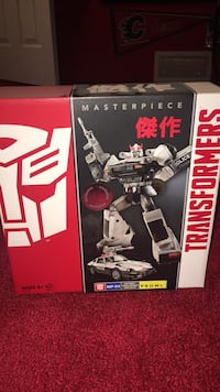 Masterpiece PROWl...... transformer Calgary, T3M 1L1