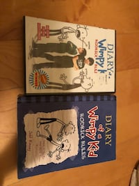 New Diary of a wimpy kid dvd and used Diary of a wimpy kid Rodrick  Laval, H7T 1C8