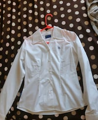 L.A.T long sleeve French cut embroidered blouse  Toronto, M3M 2M9