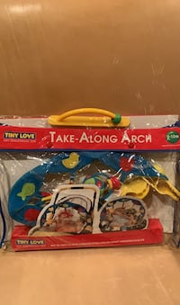 Take along arch for baby Trumbull, 06611