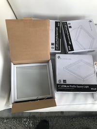 two white Samsung Galaxy Note 3 boxes Halethorpe, 21227