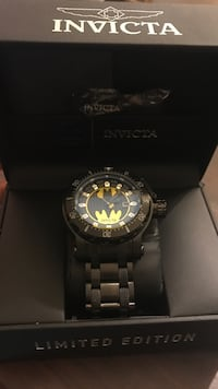 Invicta batman watch brand new Silver Spring, 20901