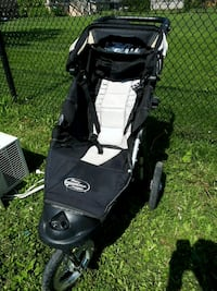 baby's black and gray stroller Richmond Hill