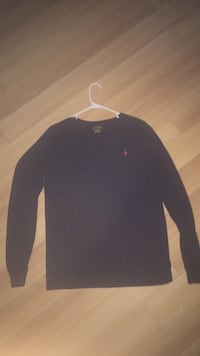 Long sleeve polo Surrey, V3T 3W2