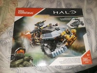 Halo Mega Construx set New Tripoli, 18066