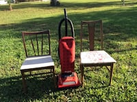 Sweeper and 2 chairs Frostproof, 33843