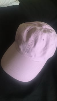 White and pink fitted cap Anaheim, 92808