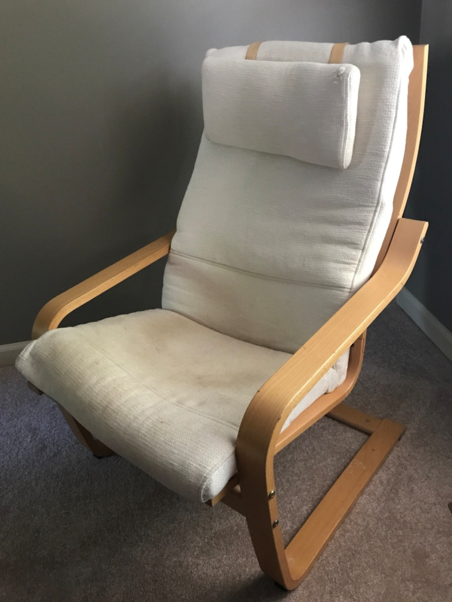 Ikea poang chair in duluth letgo - Chairs similar to poang ...