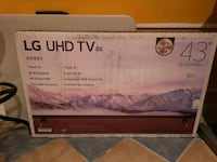 "BNIB 43"" LG Smart UHD TV Vaughan, L4K 5W4"