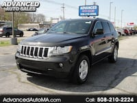 Jeep Grand Cherokee 2011 North Attleboro