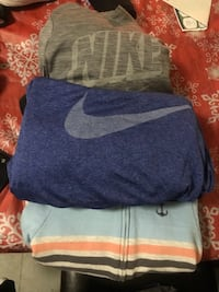 blue and gray Nike crew-neck shirt Schenectady, 12308