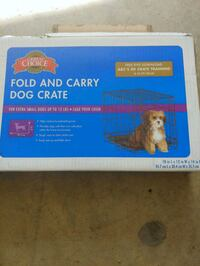 Fold and carry  crate Waldorf, 20601