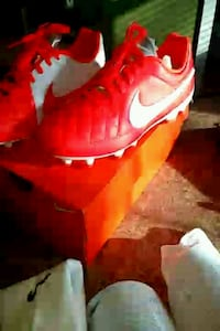 Girl Football Soccer Shoes