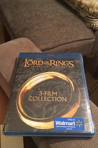 The Lord Of The Rings 3-film collection