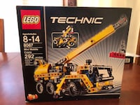 LEGO - Technic 8067. Used- all pieces and manual accounted for Bartlett, 60103