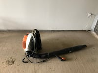 Commercial backpack lawnmower Conroe, 77304