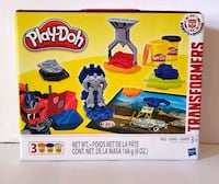NEW IN BOX-Transformers Play-Doh-Fun Set Play Dough Coral Gables, 33134
