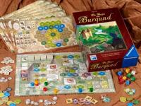 The Castles of Burgundy board game - Like New, (PLUS MANY MORE!) WOODBRIDGE
