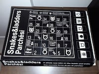 Snakes and  ladders parchesi Coquitlam, V3B 0C6