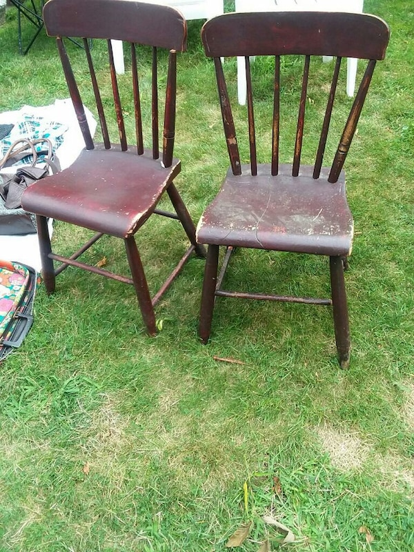 Antique Farm Chairs - Used Antique Farm Chairs For Sale In New York - Letgo