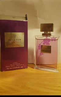 Beckham signature women eu de toilette  75ml Oslo, 0450