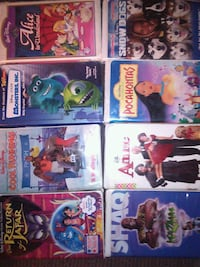 Disney VHS Collection Gladewater, 75647