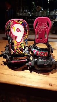 Women's snowboard bindings Port Dover