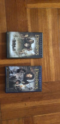 Lord of the Rings DVD Yonkers, 10705