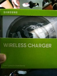 Wireless charger Samsung iPhone and many more Albuquerque, 87102